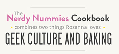 the nerdy nummies cookbook by rosanna pansino